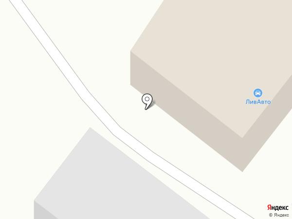 Автолавка на карте Светлого