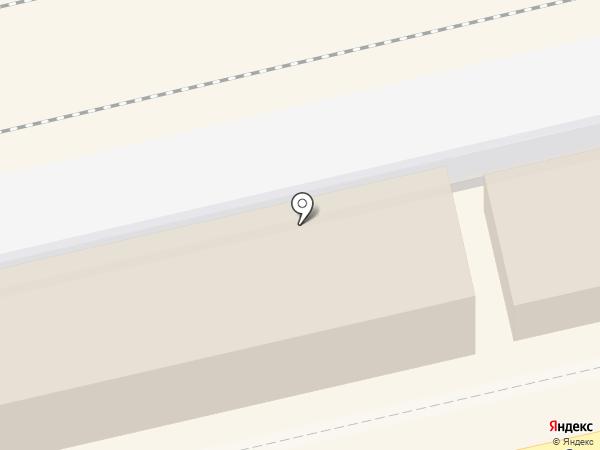 Буттон на карте Светлогорска
