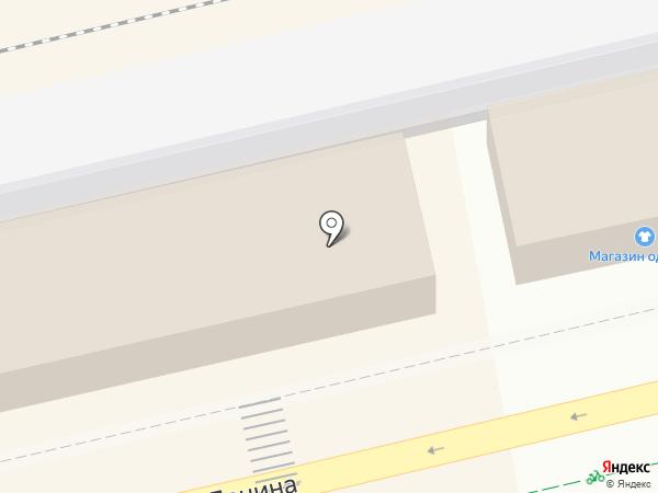 МегаФон на карте Светлогорска