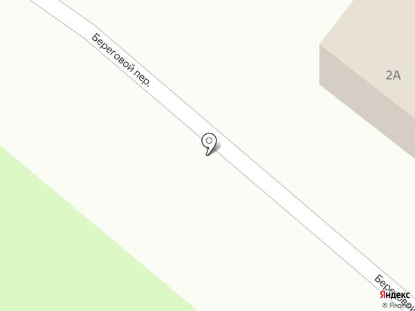 Ветерок на карте Светлогорска