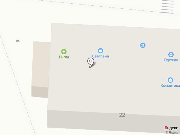 Магазин на карте Светлогорска
