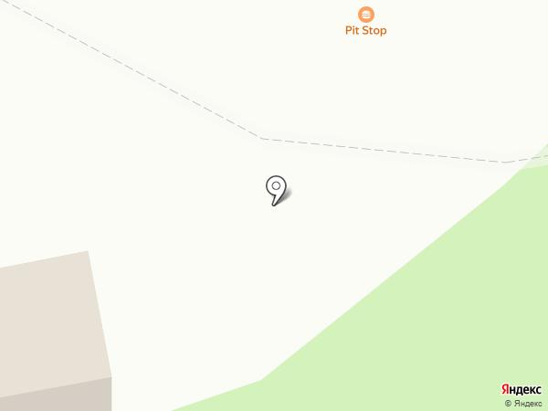 Nimfa на карте Светлогорска
