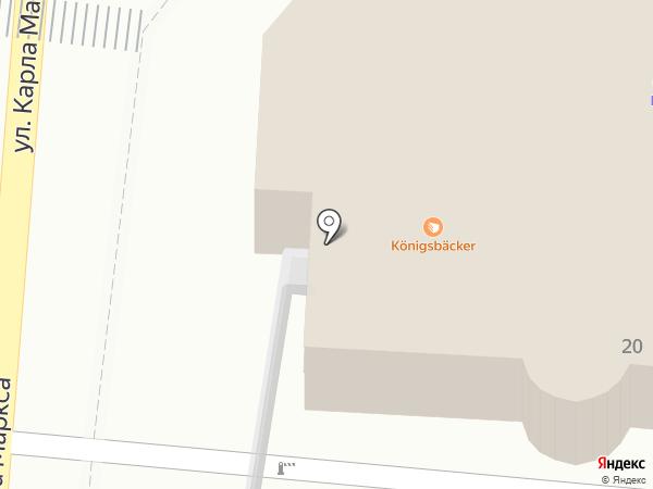 Для Друзей на карте Светлогорска
