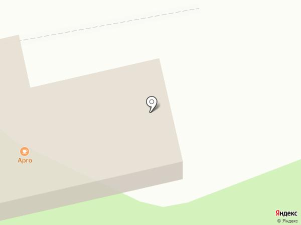 Кафе на карте Светлогорска