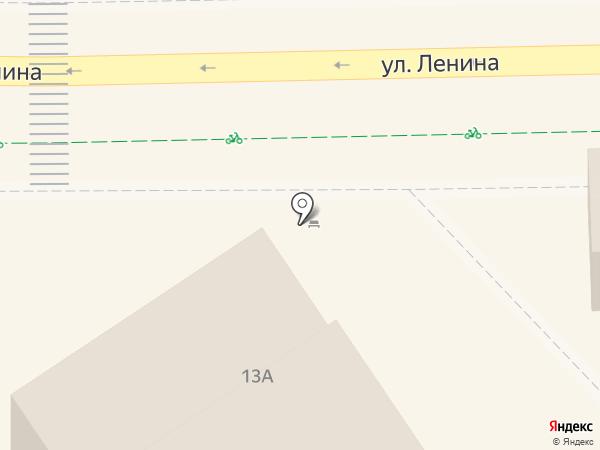 Tele2 на карте Светлогорска