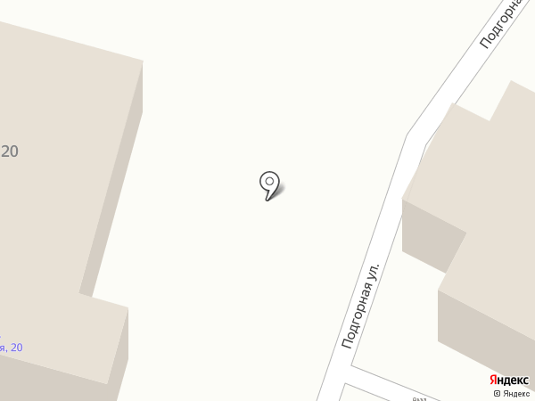 Магазин косметики на карте Светлогорска