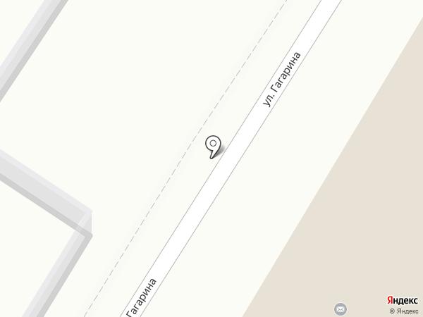 Тюлевый салон на карте Светлогорска