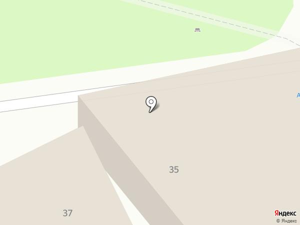 Магазин автозапчастей на карте Светлогорска