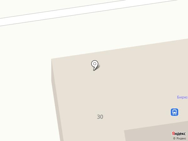Светлогорск-1 на карте Светлогорска