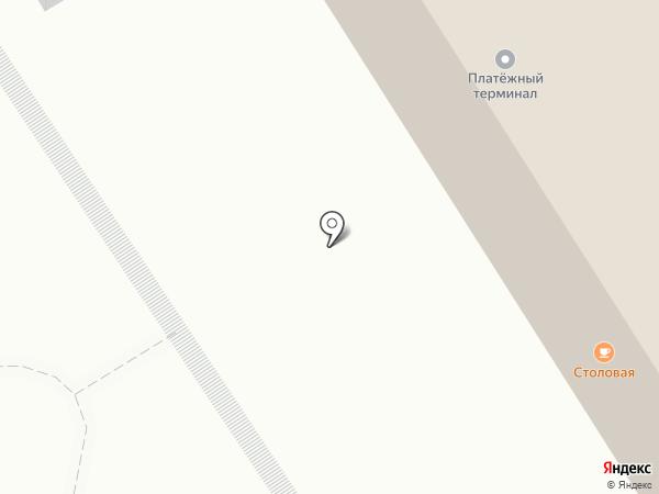 Столовая на карте Светлогорска