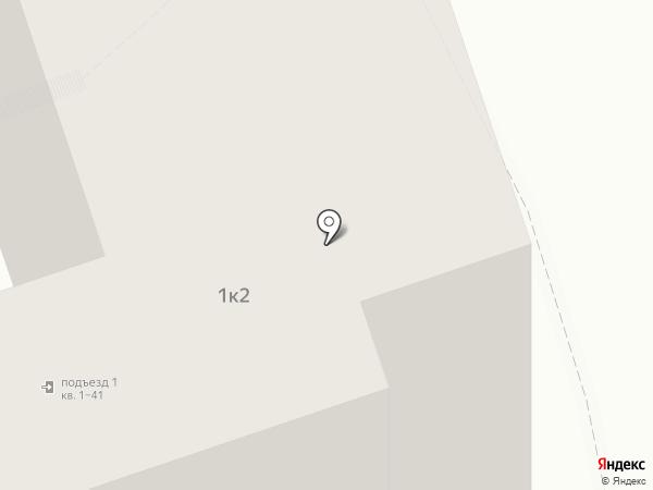 Анюта на карте Светлогорска