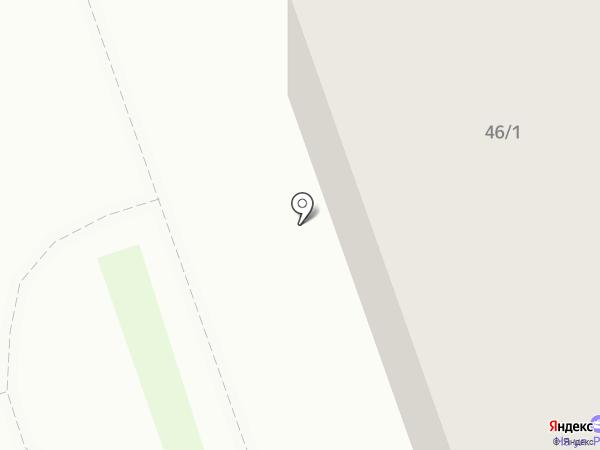 Ковчег на карте Пионерского