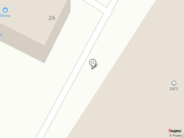 Отдел Пенсионного Фонда Российской Федерации в г. Пионерском на карте Пионерского