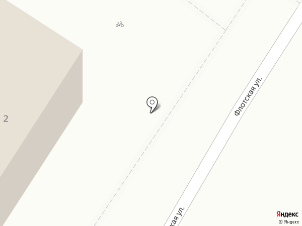 Хозяйственный магазин на карте Пионерского