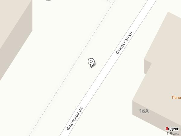 Валентина на карте Пионерского