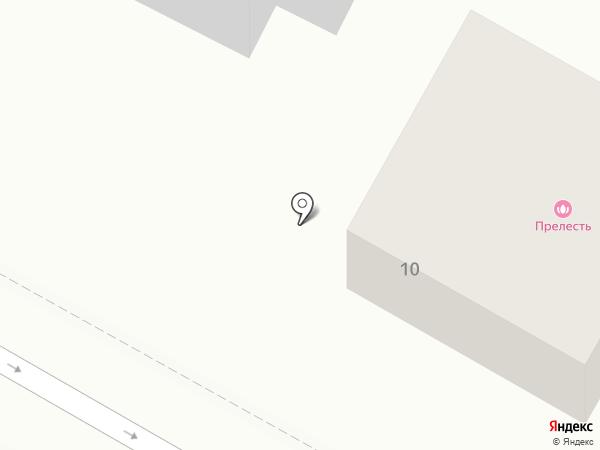 Прелесть на карте Пионерского