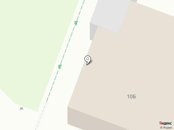 Коопстрой на карте Пионерского