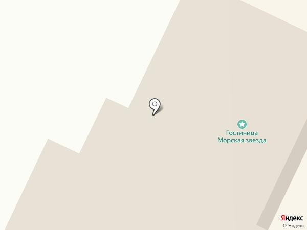 Принт-фото на карте Пионерского