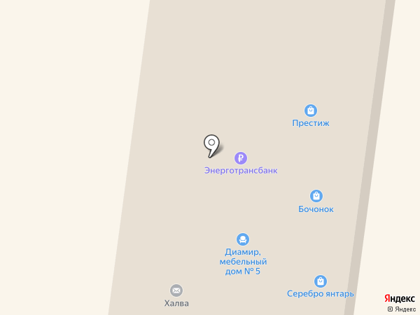 Вайтнауэр-Филипп на карте Пионерского