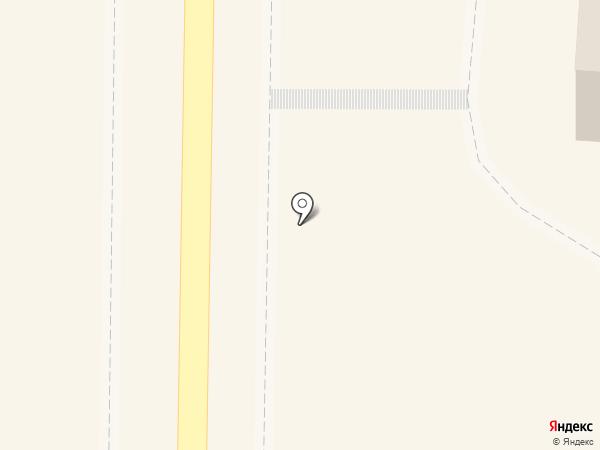 Магазин мясной продукции на карте Пионерского