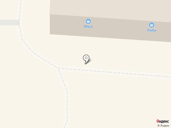 Магазин рыбной продукции на карте Пионерского