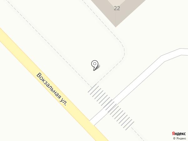 Бутыль на карте Пионерского