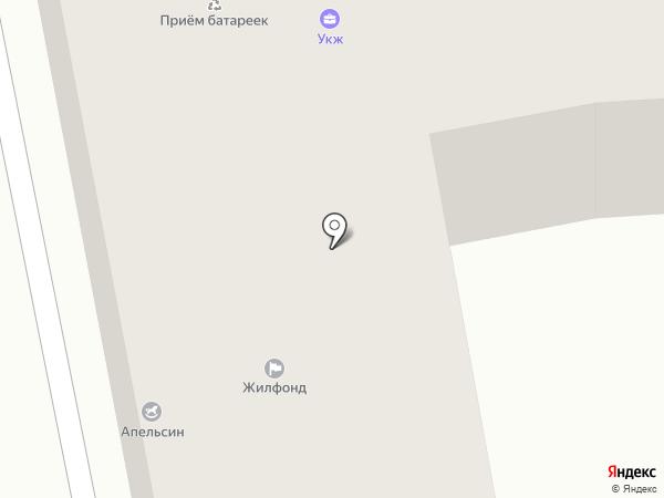 Жилищный трест-Лучший дом на карте Пионерского
