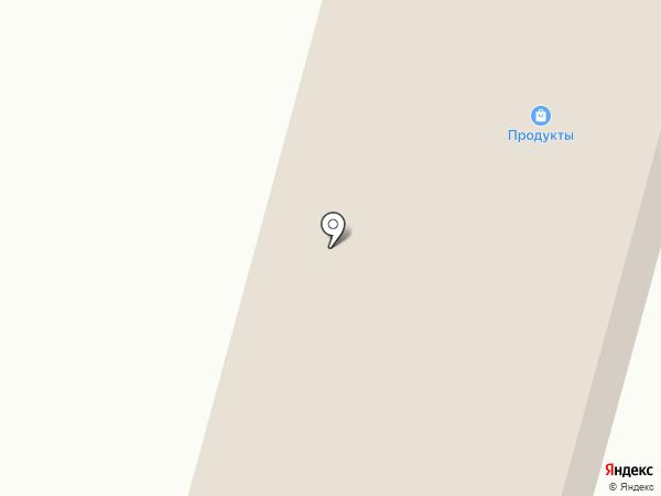 Олеся на карте Пионерского