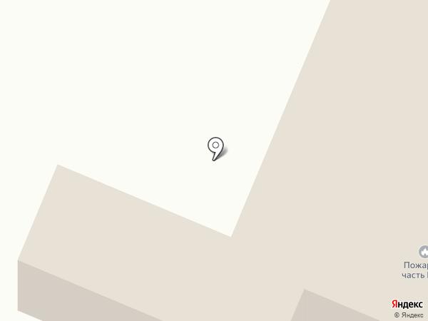 Пожарная часть №29 на карте Пионерского