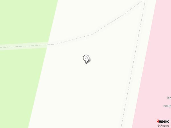 Центр социальной помощи семье и детям на карте Пионерского