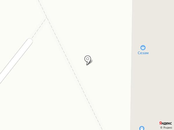 Сезам на карте Пионерского
