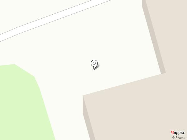 Западная верфь на карте Взморья