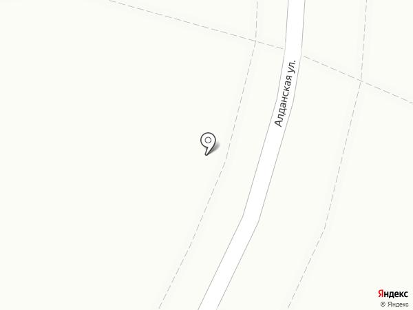 Шарофф на карте Калининграда