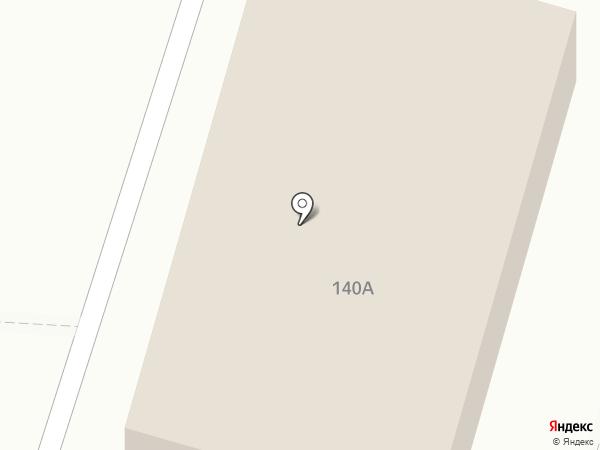 Продуктовый магазин на карте Калининграда