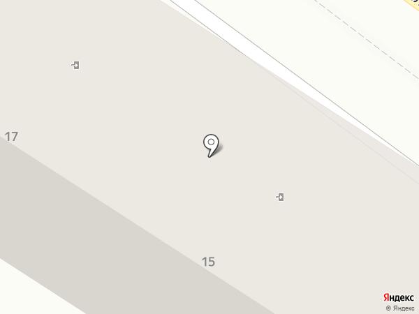 Геодезическая компания на карте Калининграда