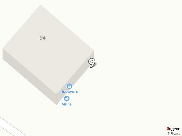 Магазин разливного пива на карте Калининграда