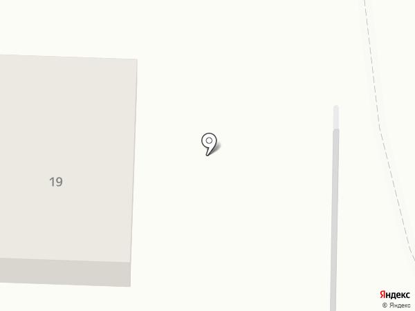 Аква Ангел на карте Калининграда
