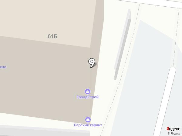 АВТОЛИДЕР на карте Калининграда