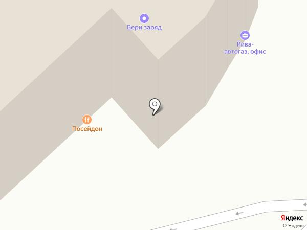 РОСТ-Автоматизация на карте Калининграда