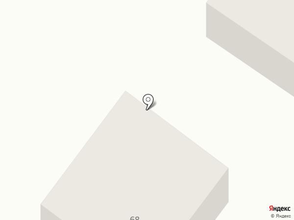 ЭВН Проект на карте Калининграда
