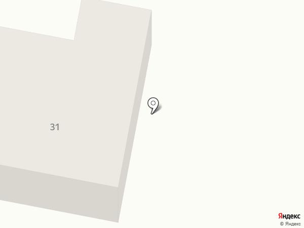 Находка на карте Калининграда