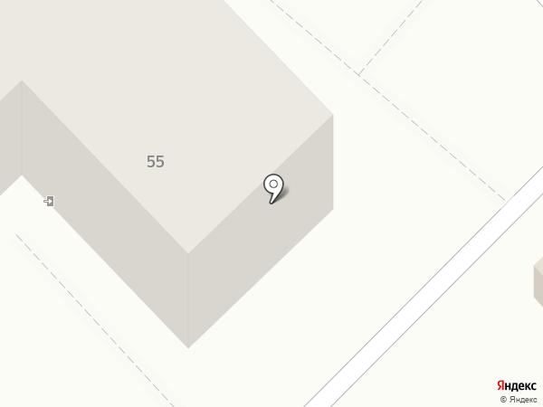 Магазин кондитерских изделий на карте Калининграда