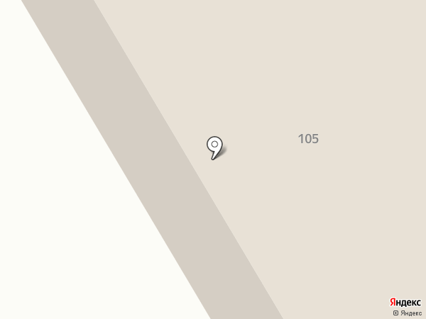 Геркулес на карте Калининграда