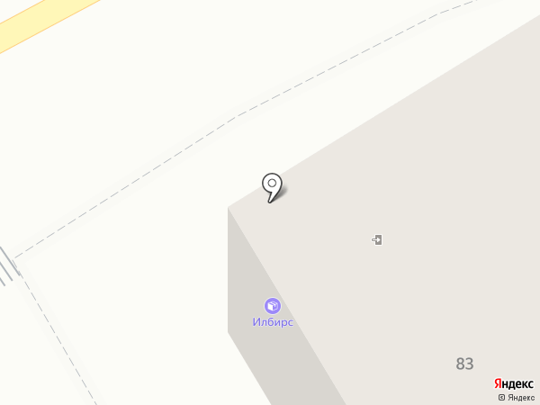 ECOWOODSTROY на карте Калининграда