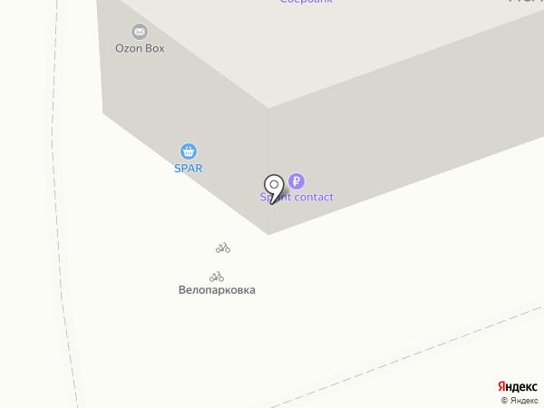 НОРД ДОМОС на карте Калининграда