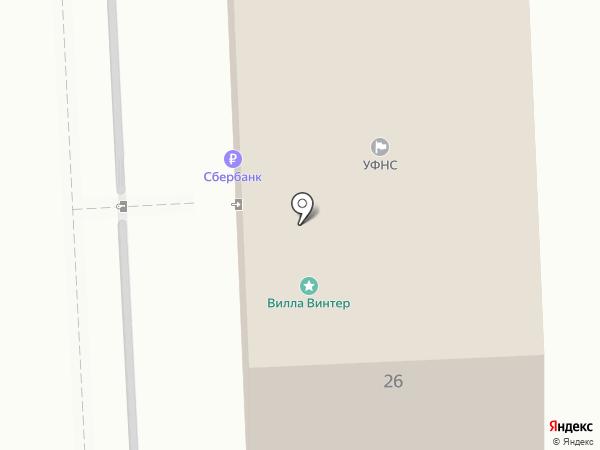 Центр, ЗАО на карте Калининграда