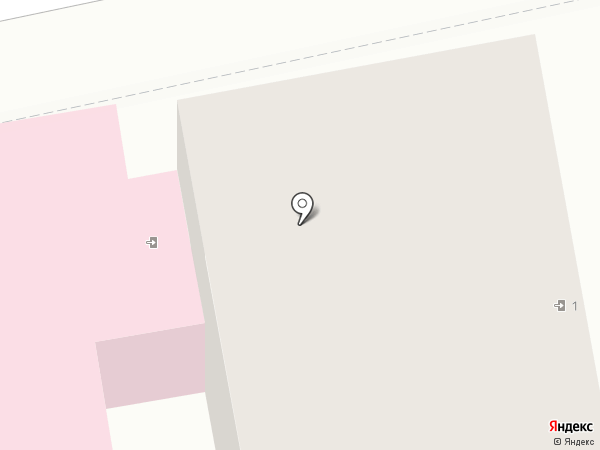 Алена Барби на карте Калининграда