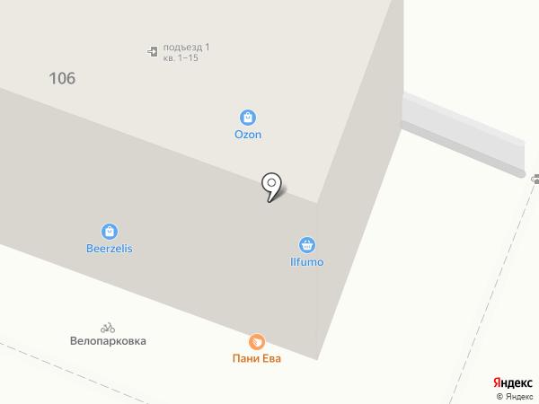 NEW GRACE на карте Калининграда