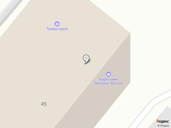 Миравтотранс на карте Калининграда