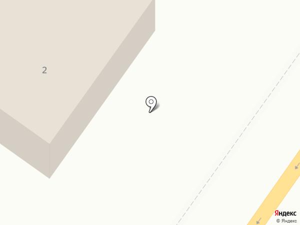 Меридиан на карте Калининграда